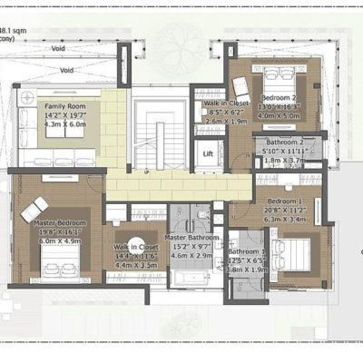 Cedar-First  Floor Plan-