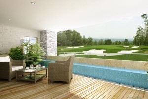 Embassy Grove Golf View