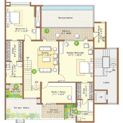 embassy-grove-villament-floor-plans