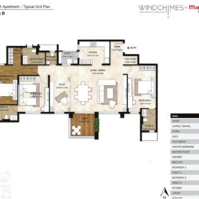 3.5-bedroom-Mahindra-windchimes-plans
