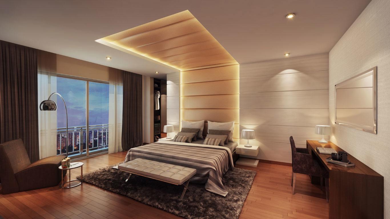 Brigade Cosmopolis Bedroom