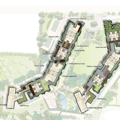 Embassy-lake-terraces-key-plan