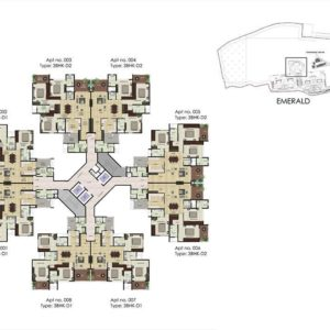 Emerald- Shapoorji pallonji plan