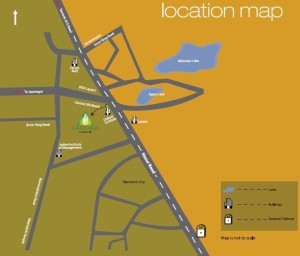Salarpuria Sattva Greenage Location Map, Salarpuria Greenage Location, Salarpuria Greenage Address Bangalore