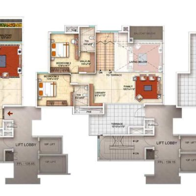address-makers-five-summits-floor-plans