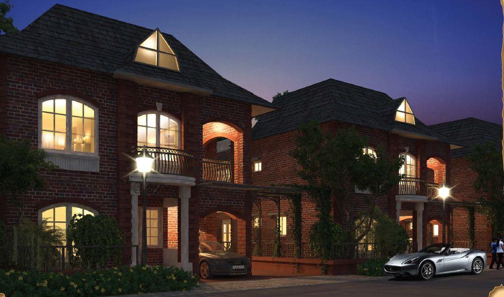 Prestige Group luxury villas