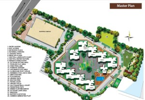 Divinity Luxury Apartments for sale at Nayandahalli Mysore Road Bangalore