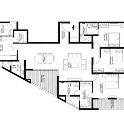 godrej-united-3-floor-plan
