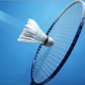 Equinox Water's edge Badminton Court