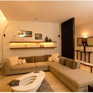 Living Room Equinox Water's edge