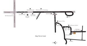 Prestige Sunrise Park Location Map - Electronics city Phase 1 Bangalore