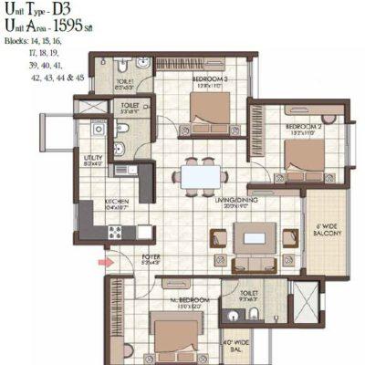 prestige-kew-gardens-plans