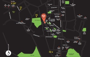 ranka-iris-location-map, Ranka-Iris-location-bangalore