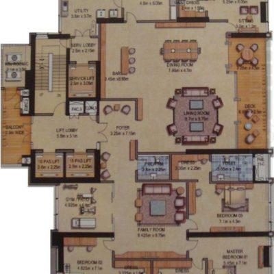 prestige-kingfisher-towers-floor-plans