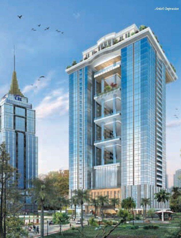 Prestige Kingfisher Towers