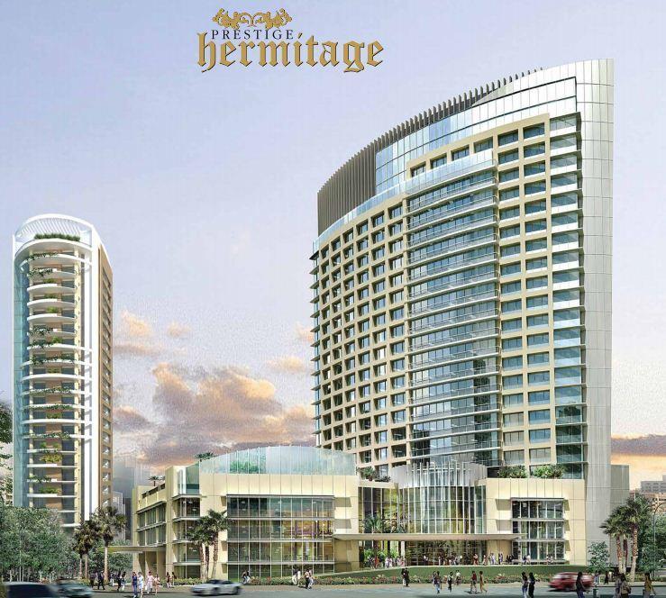 Embassy Park Apartments: Prestige Hermitage Bangalore
