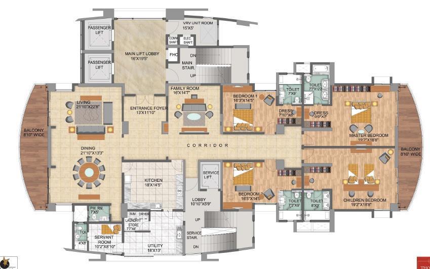 prestige-hermitage-floor-plans