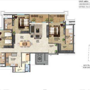 prestige-leela-residences-bangalore-floor-plan
