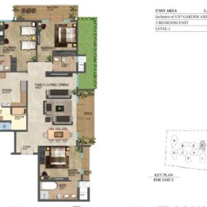 prestige-leela-residences-bangalore-plan