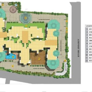 prestige-leela-residences-master-plan