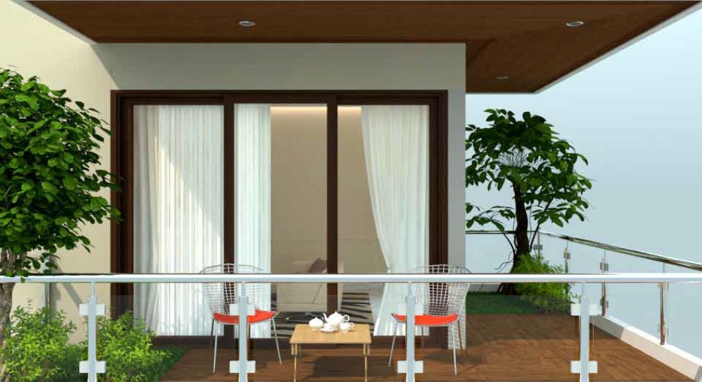 Ranka Iris Apartments Indira Nagar Bangalore - Luxury apartments in bangalore