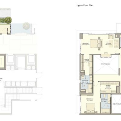 C1-Divyasree 77-degree-sky-floor Plans