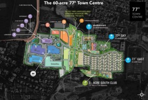 Divyasree-77-town-center-master-plan