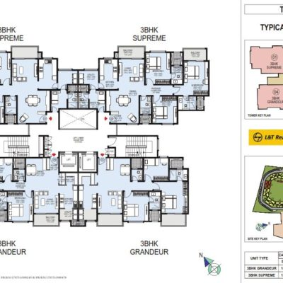 lnt-raintree-boulevard-bangalore-plan