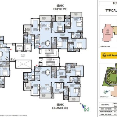 l&t-raintree-boulevard-residences-floor-plan