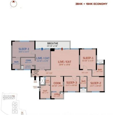divyasree-77-place-floor-plans