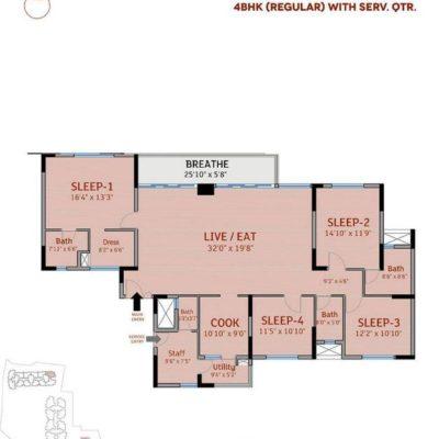 4-bhk-divyasree-77-place-floor-plans