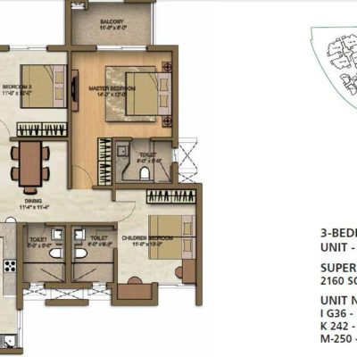 brigade-lakefront-3bedroom-floor-plan