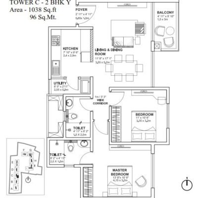 godrej-avenues-2bedroom-floor-plan