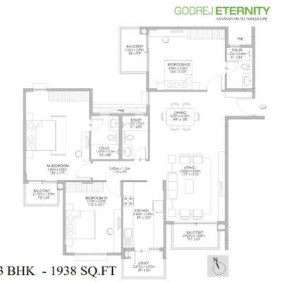 godrej-eternity-floor-plans
