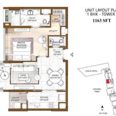 the-leela-residences-bhartiya-city-plans