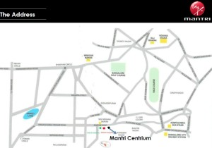mantri-centrium-location-map