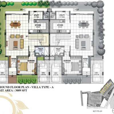prestige-summerfields-floor-plan