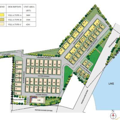 prestige-summerfields-master-plan