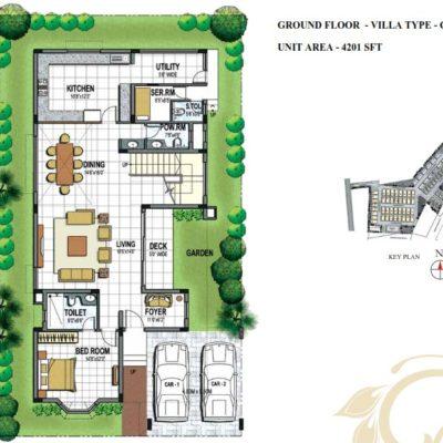 prestige-summerfields-villas-floor-plan