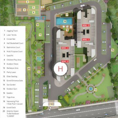 disha-loharuka-solaris-master-layout-plan