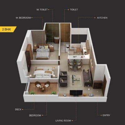 solaris-bannerghatta-road-floor-plan