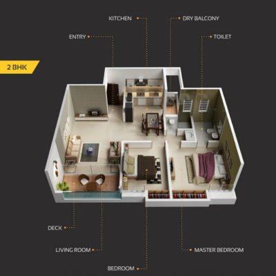 solaris-disha-bangalore-floor-plan