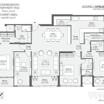 godrej-origins-4-bhk-the-trees-floor-plan