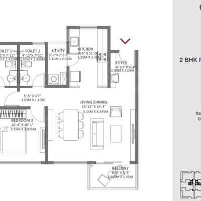 godrej-air-2-bhk-floor-plan