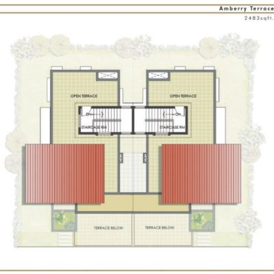 prestige-amberry-3-bed-villa-plan