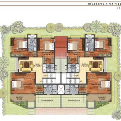 prestige-mayberry-villa-plans