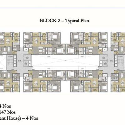 sobha-hrc-pristine-floor-plans