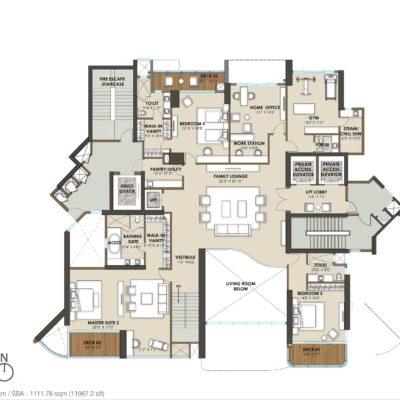 phoenix-kessaku-mizu-penthouse-floor-plan
