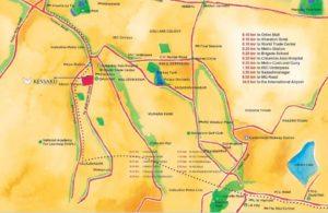 phoenix-kessaku-rajajinagar-location-map