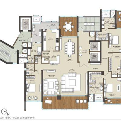phoenix-kessaku-simplex-floor-plan